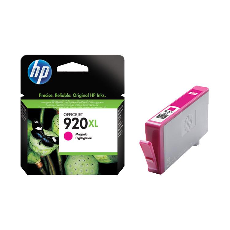 HP Inktpatroon »HP CD973AE« HP 920XL