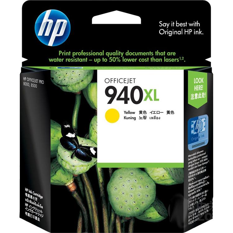 HP Inktpatroon »HP C4909AE« HP 940XL