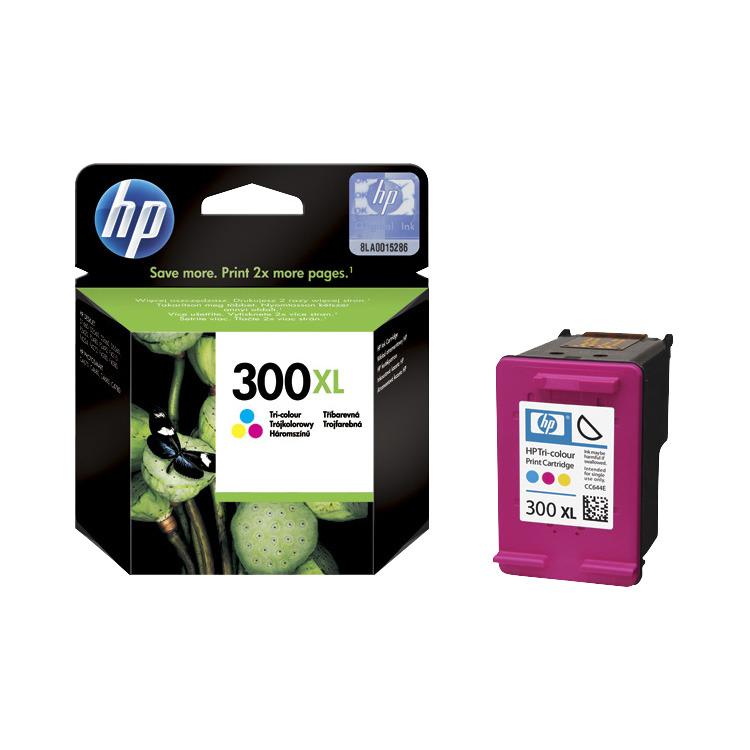 HP Inktpatroon »HP CC644EE« HP 300XL