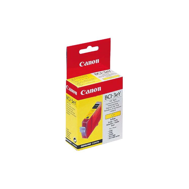 Canon Inktreservoir »BCI-3E Y«