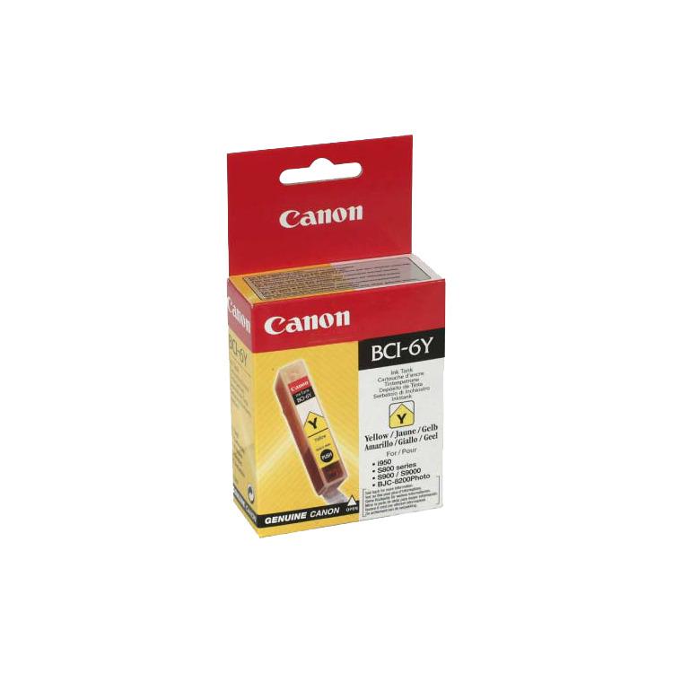 Canon Inktreservoir »BCI-6Y«