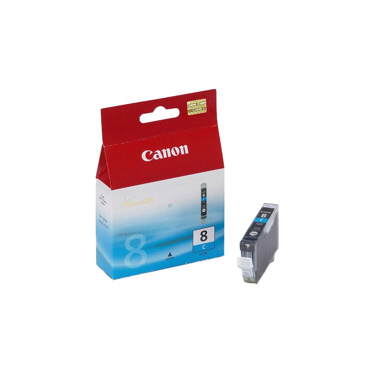 Canon CLI-8C - Inktcartridge / Cyaan