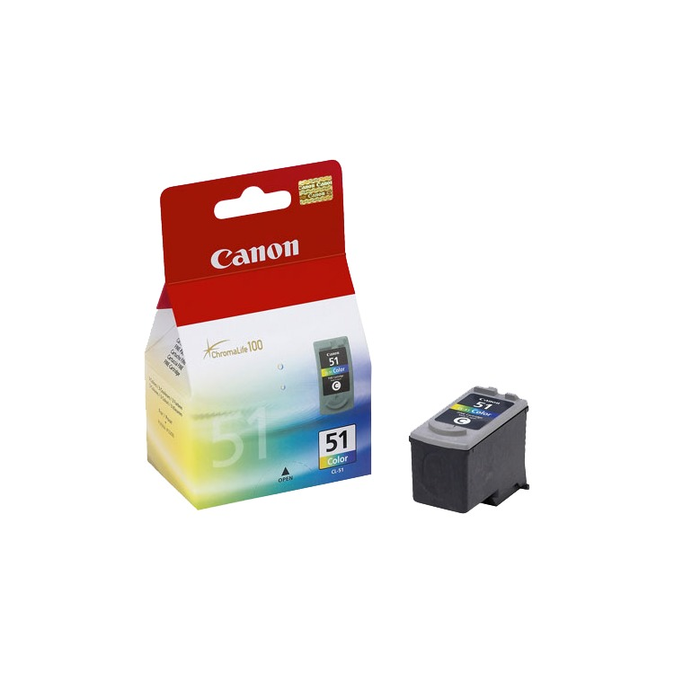 Canon CL-51 - Inktcartridge / Kleur
