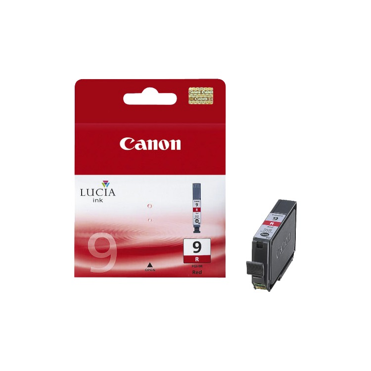 Canon PGI-9R Red Ink Cartridge (Rood)