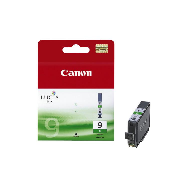 Canon PGI-9G Green Ink Cartridge (Groen)