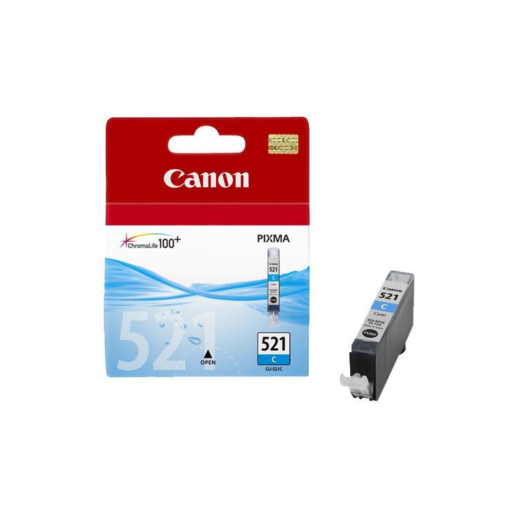 Canon Inktcontainer »CLI-521C«
