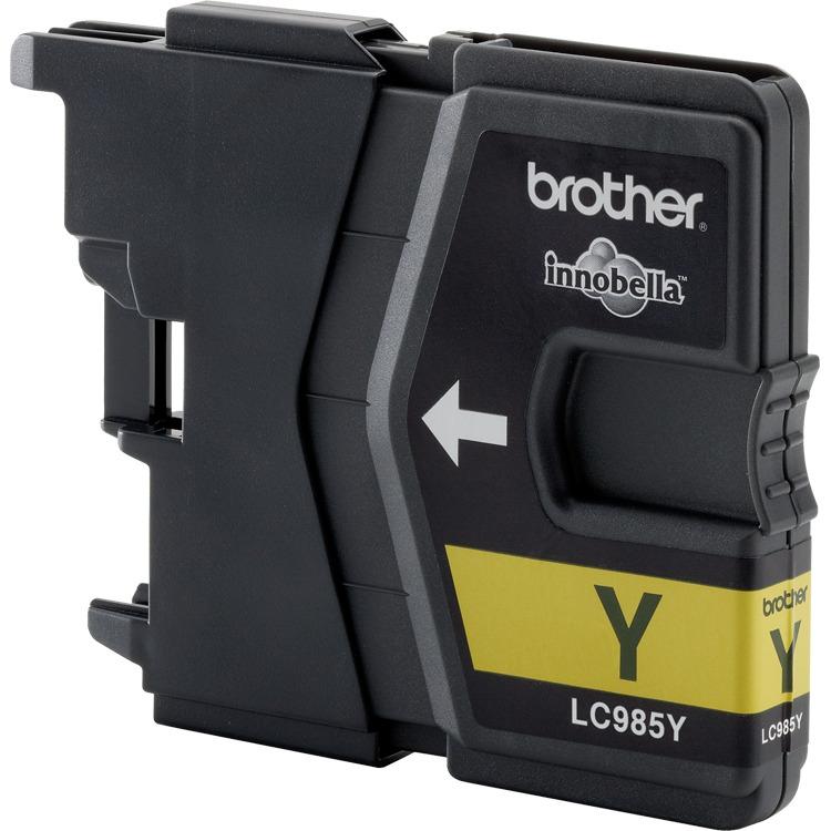 Brother Inktpatroon »LC-985Y«