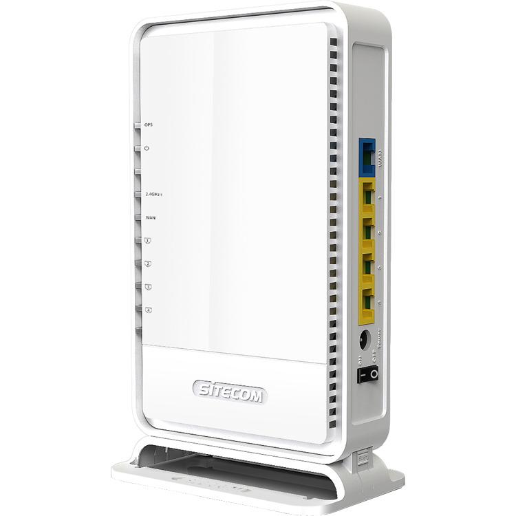 WLR 4100 Wireless Gigabit Rout