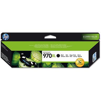 HP 970XL Black Ink Cartridge (CN625AE)