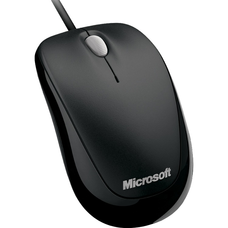 Microsoft MS COMPACT OPTICAL MOUSE 500 M