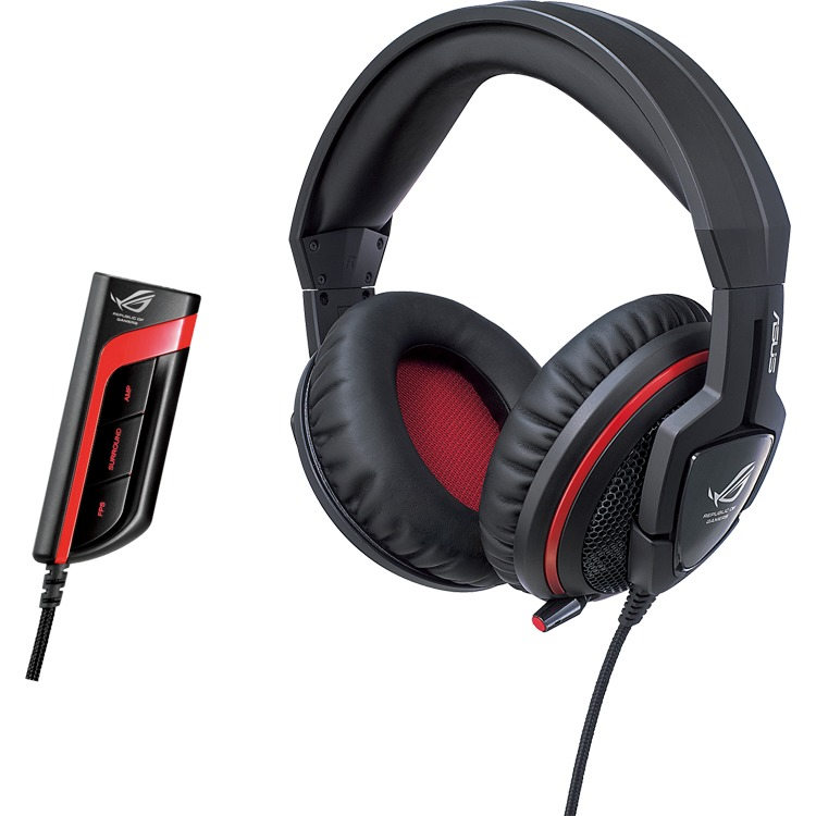 SOUND ASUS ROG ORION PRO/BLK/ALW+UBW/AS