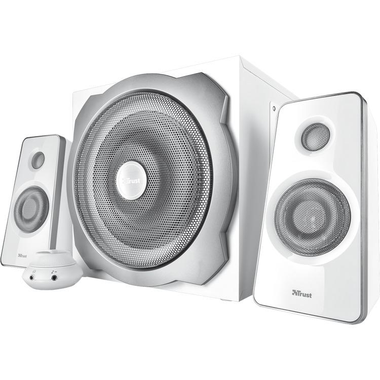Tytan 2.1 Speaker Set White