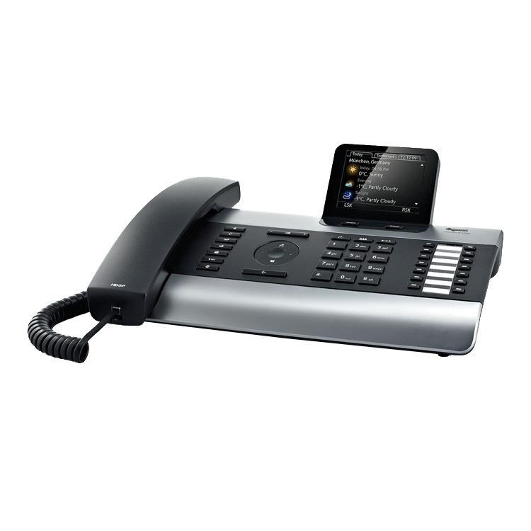 Gigaset DE900 IP PRO Zwart/Zilver