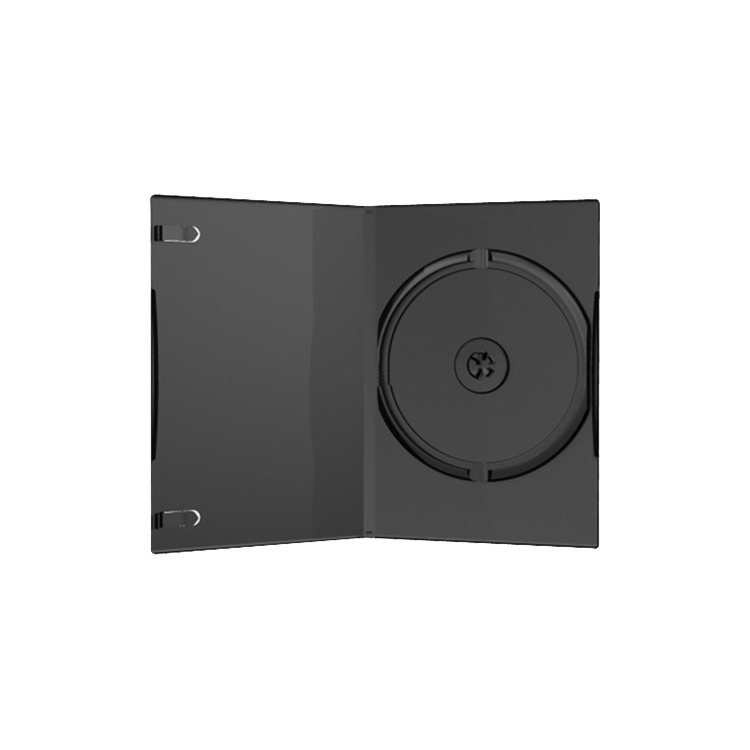 MediaRange DVD Case Single black