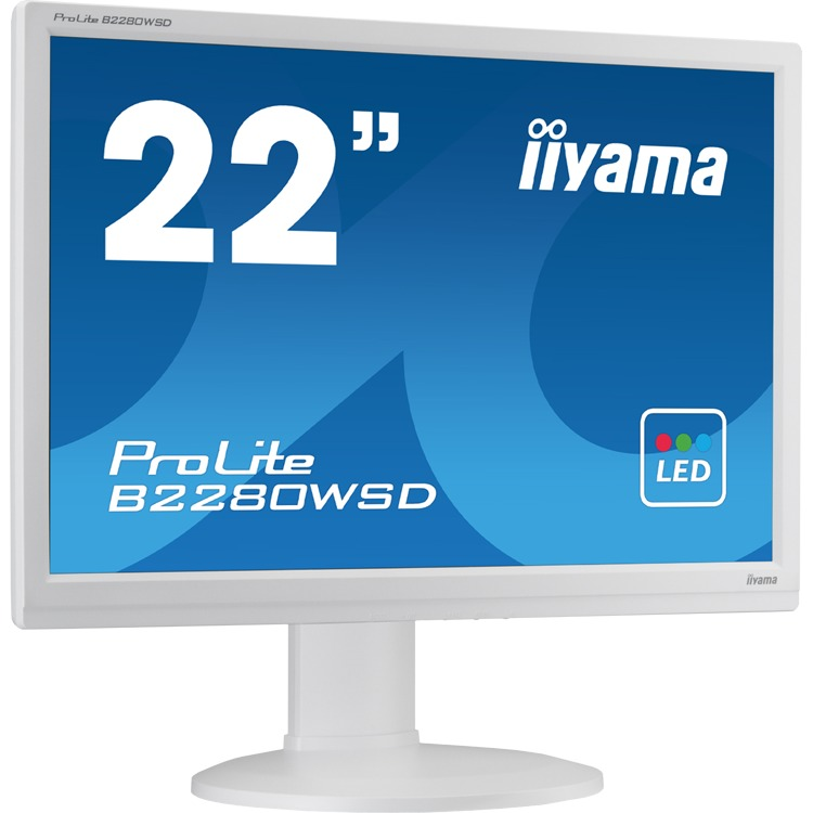 Iiyama ProLite B2280WSD-W1 - Monitor
