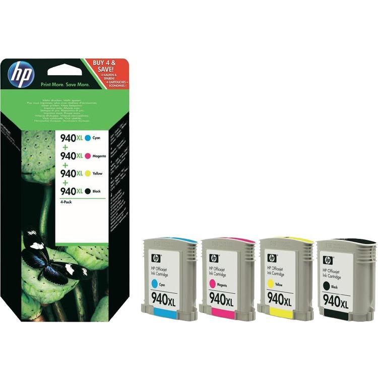 HP Inktpatronenset »C2N93AE« nr. 940XL
