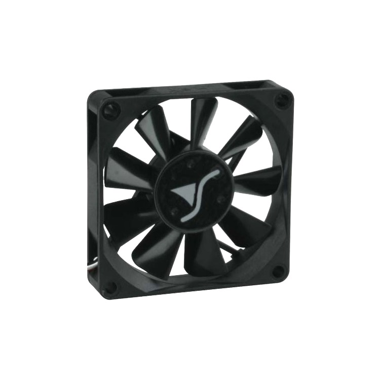 Sharkoon System Fan S80  (Retail, 3-pins, Low Noise)