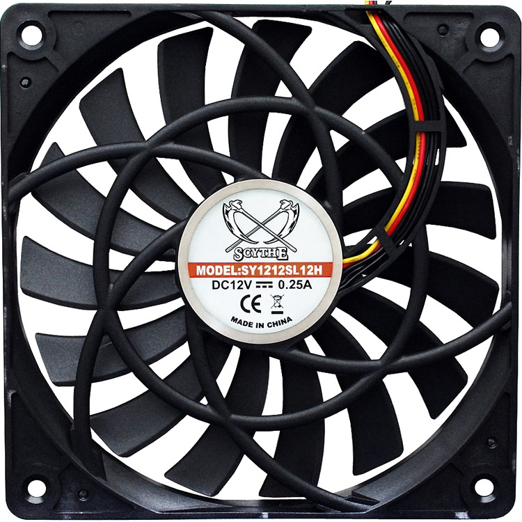 Scythe Slip Stream 120 mm Slim Case Fan