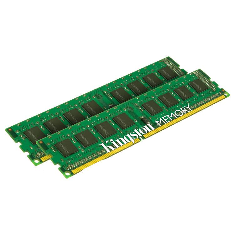 8GB 1333MHz DDR3 Non-ECC CL9 DIMM SR x8(Kit of 2) STD Height 30mm
