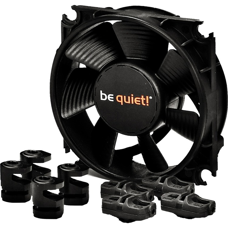 be quiet! SILENT WINGS 2 PWM 140mm