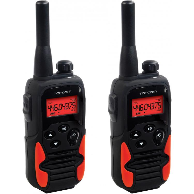 Topcom Twintalker 9500 long range walkie talkie -