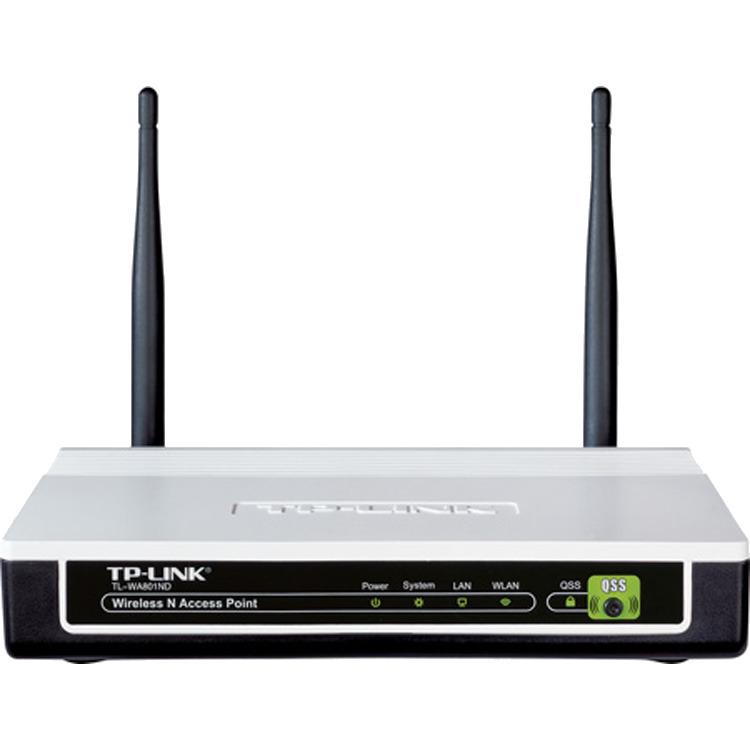 300 Mbps Wireless N Access Point TL-WA801ND