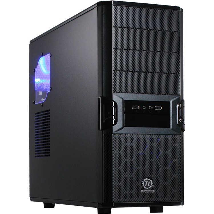 ThermaltakeV3 Black Edition VL80001W2Z (Retail, Zwart)