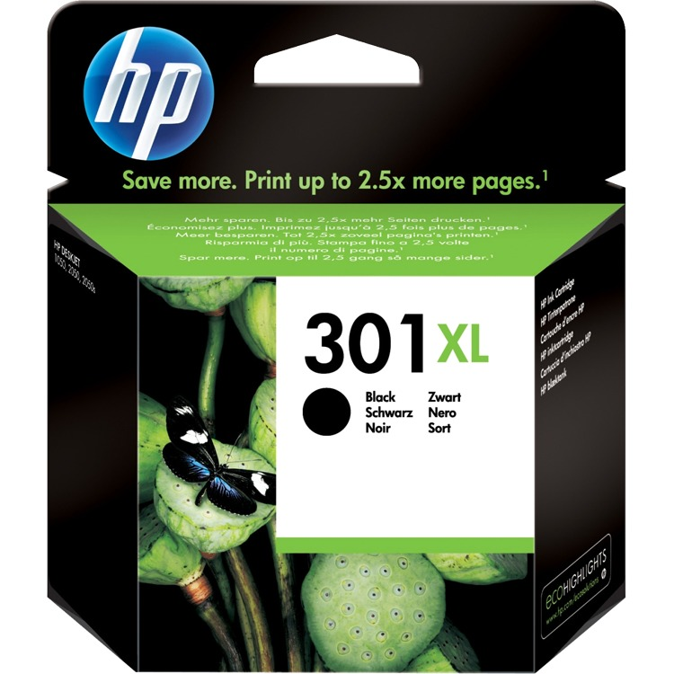 HP Inktpatroon »HP 301XL«