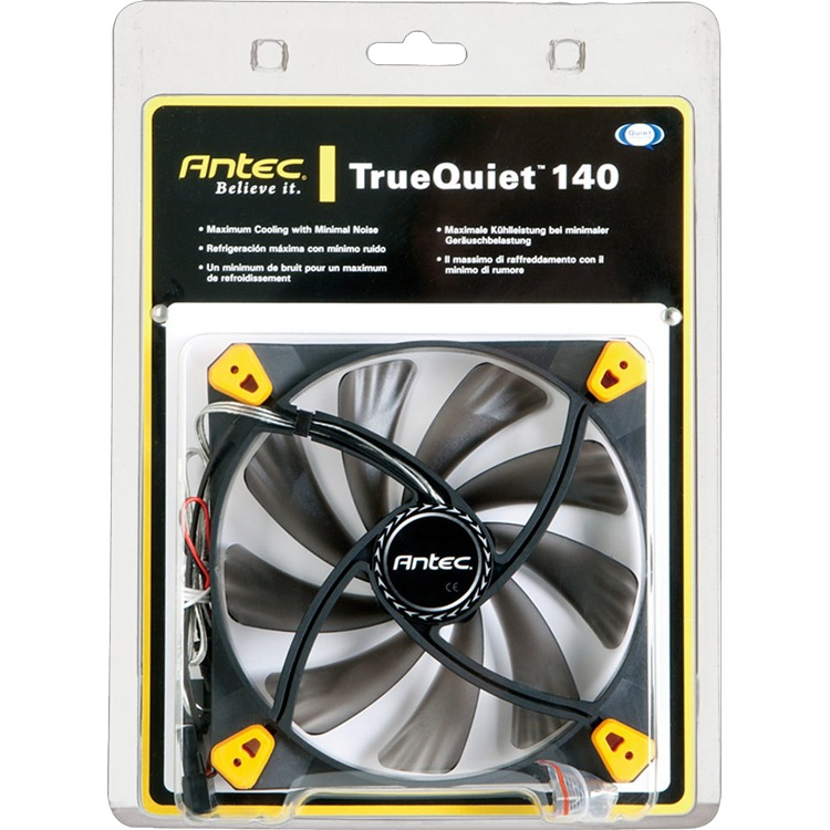TRUE QUIET 140MM CASE FAN