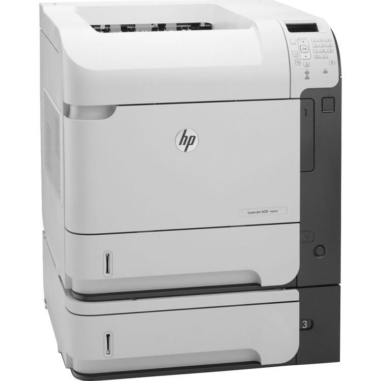 HP LaserJet M603xh Laser Printer