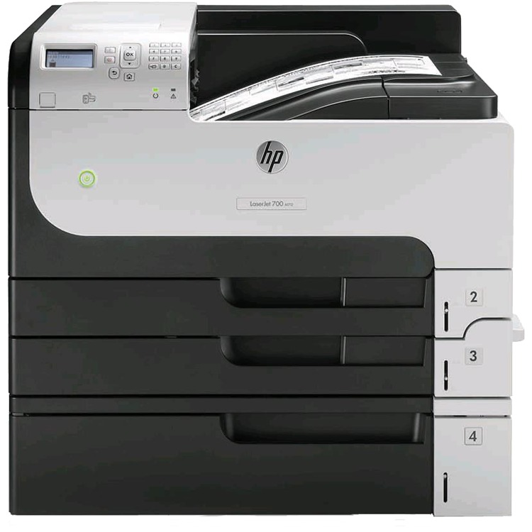 HP Enterprise 700 M712xh Laser Printer