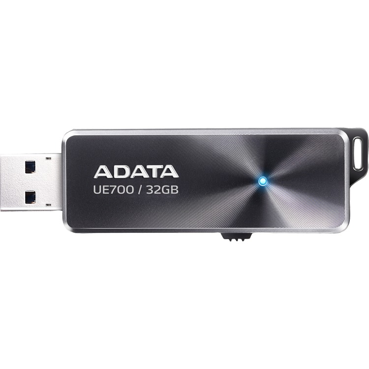 USB-Stick  32GB ADATA  DashDrive UE700    (black) retail