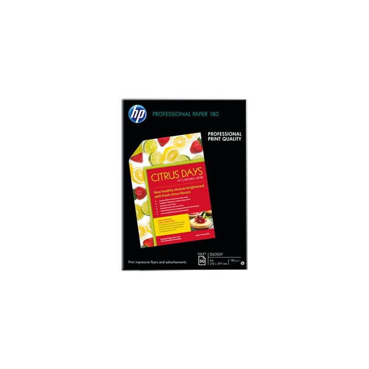 HP Inkjet-papier »HP Superior Paper 180 glossy«