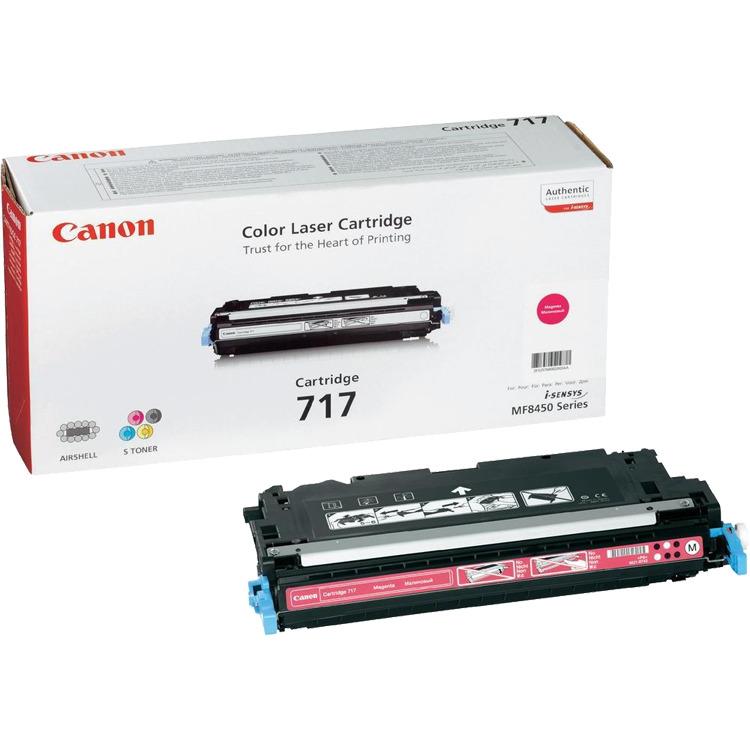 Canon 717 - Tonercartridge / Magenta