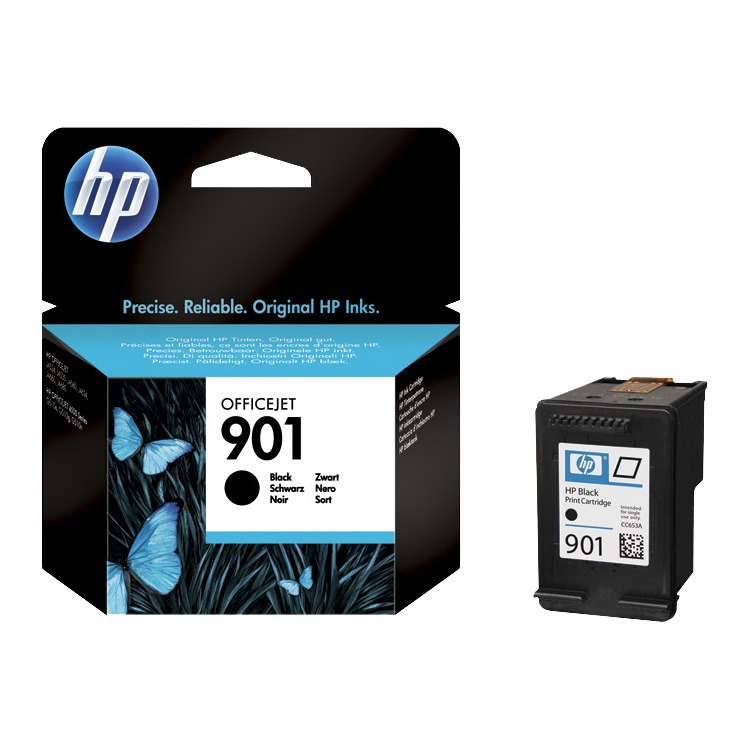 HP Inktpatroon »HP CC653AE« HP 901