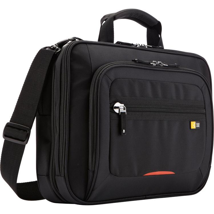 Case Logic, 14 inch Douane-vriendelijke laptoptas (Zwart)