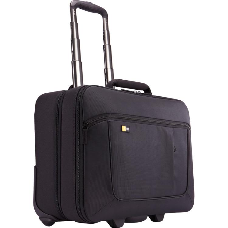 Trolley voor 17.3 laptop en iPad ANR-317-BLACK