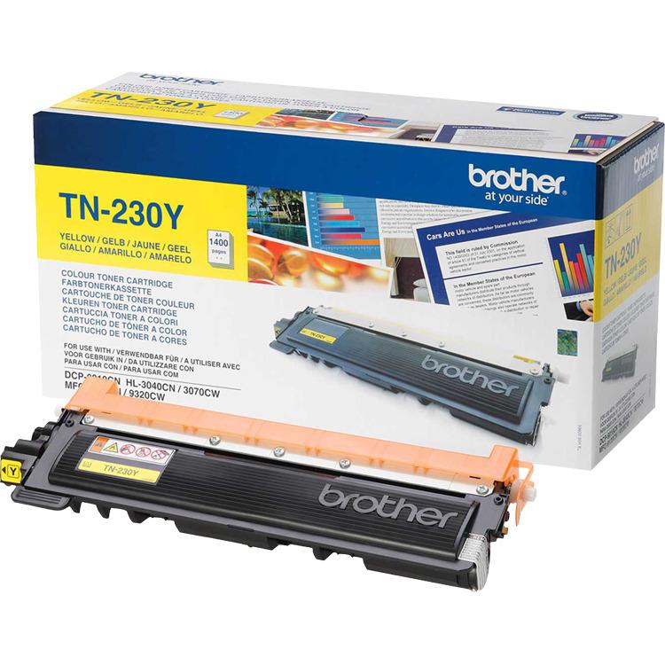 Brother Toner »TN-230Y«