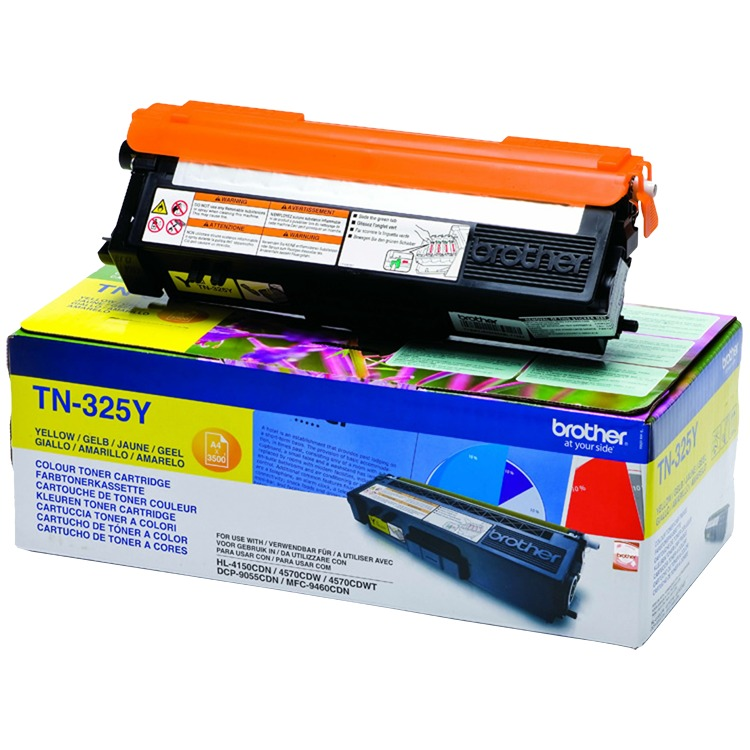 Brother Toner »TN-325Y«