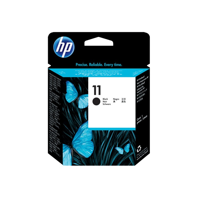 HP 11 - Inktcartridge / Zwart