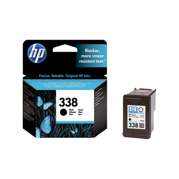 HP Inktpatroon »HP C8765EE« HP 338