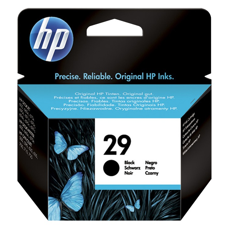 HP Inktpatroon »HP 51629AE« HP 29