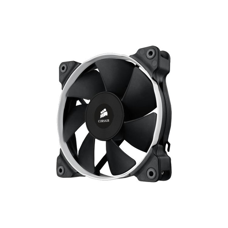 Corsair Fan SP120 PWM High Pressure Fan120mm x 25mm 4 pin Single Pack