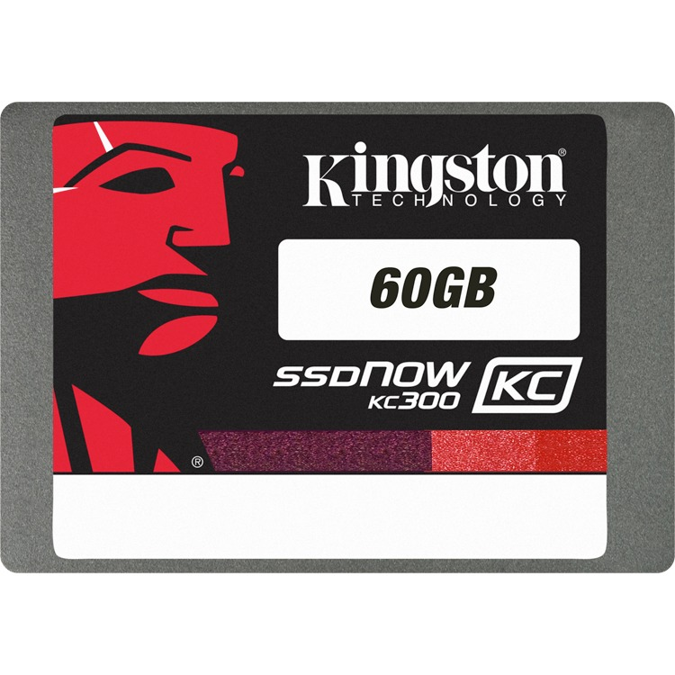 Kingston SSDNow KC300 60GB SSD