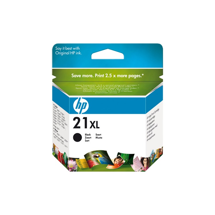 HP Inktpatroon »HP C9351CE« HP 21XL