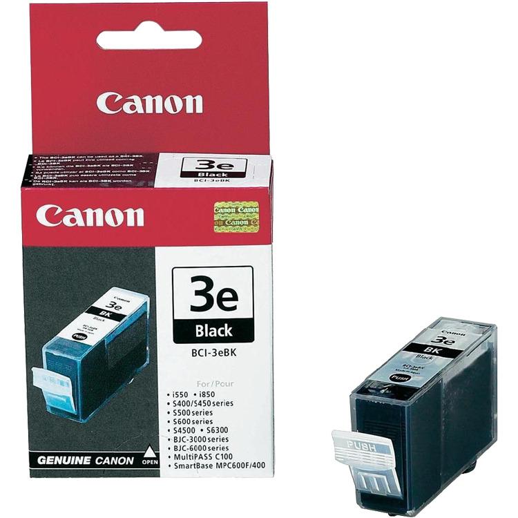 Canon Inktreservoir »BCI-3eBK«