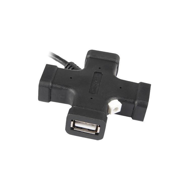 Sharkoon Cross Hub Bla. USB 2.0