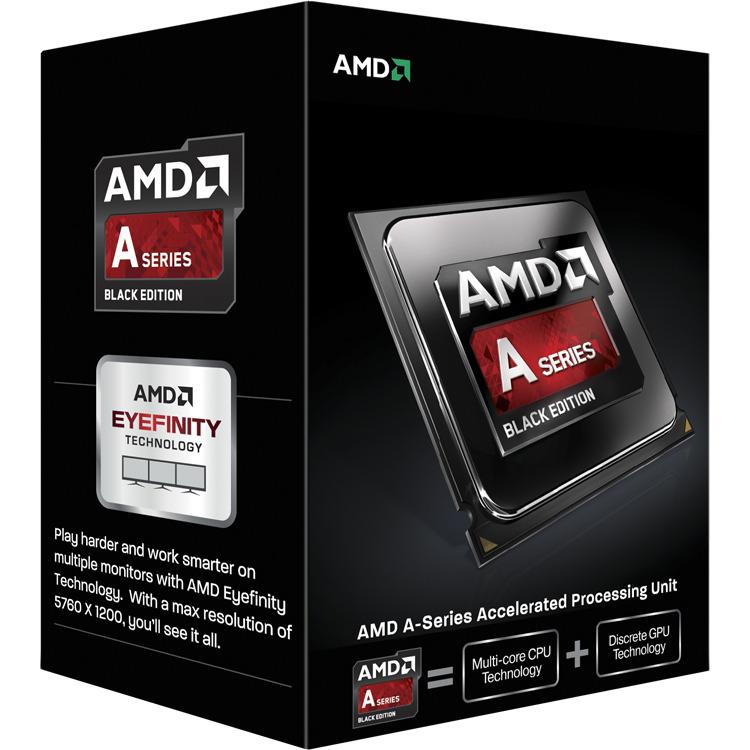 Image of A10-6800K 4100 FM2 BOX