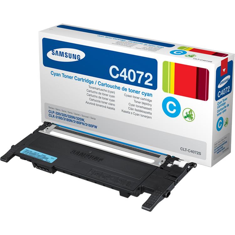 Samsung Tonerpatroon »CLT-C4072S/ELS«