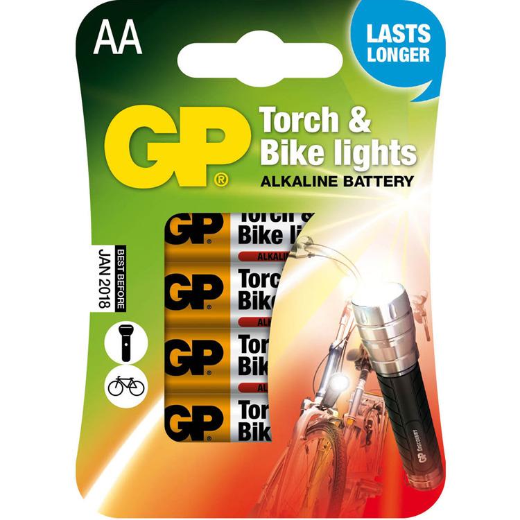 Bike Lights AA-batterijen